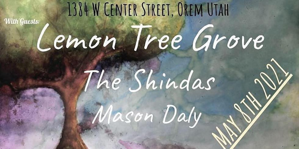 Hollow Hill w/ Lemon Tree Grove, The Shindas, and Mason Daly