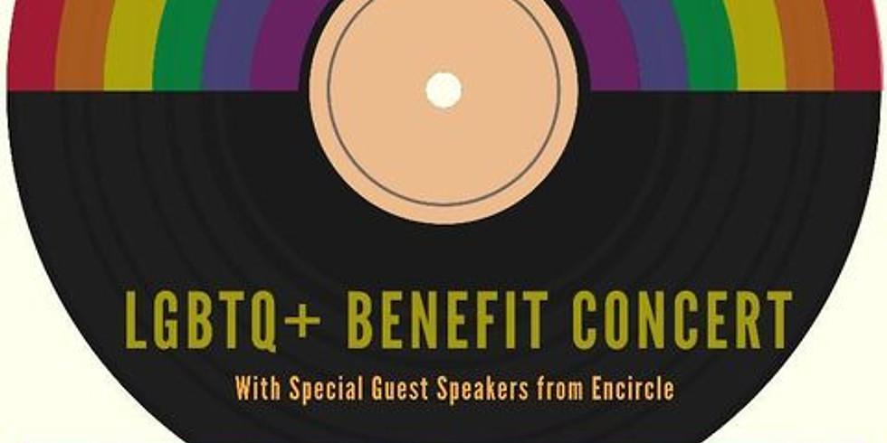 LGBTQ Benefit Concert
