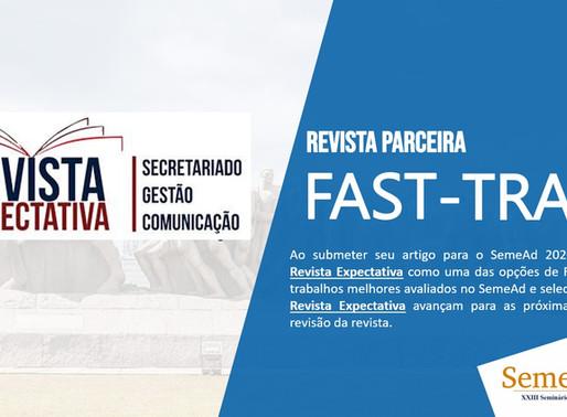 Parceria Fast-Track