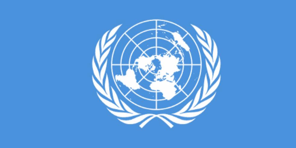 """inscrições para a terceira rodada do curso online """"Integrando a Agenda 2030 e os ODS""""."""