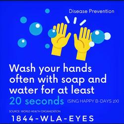 wah hands