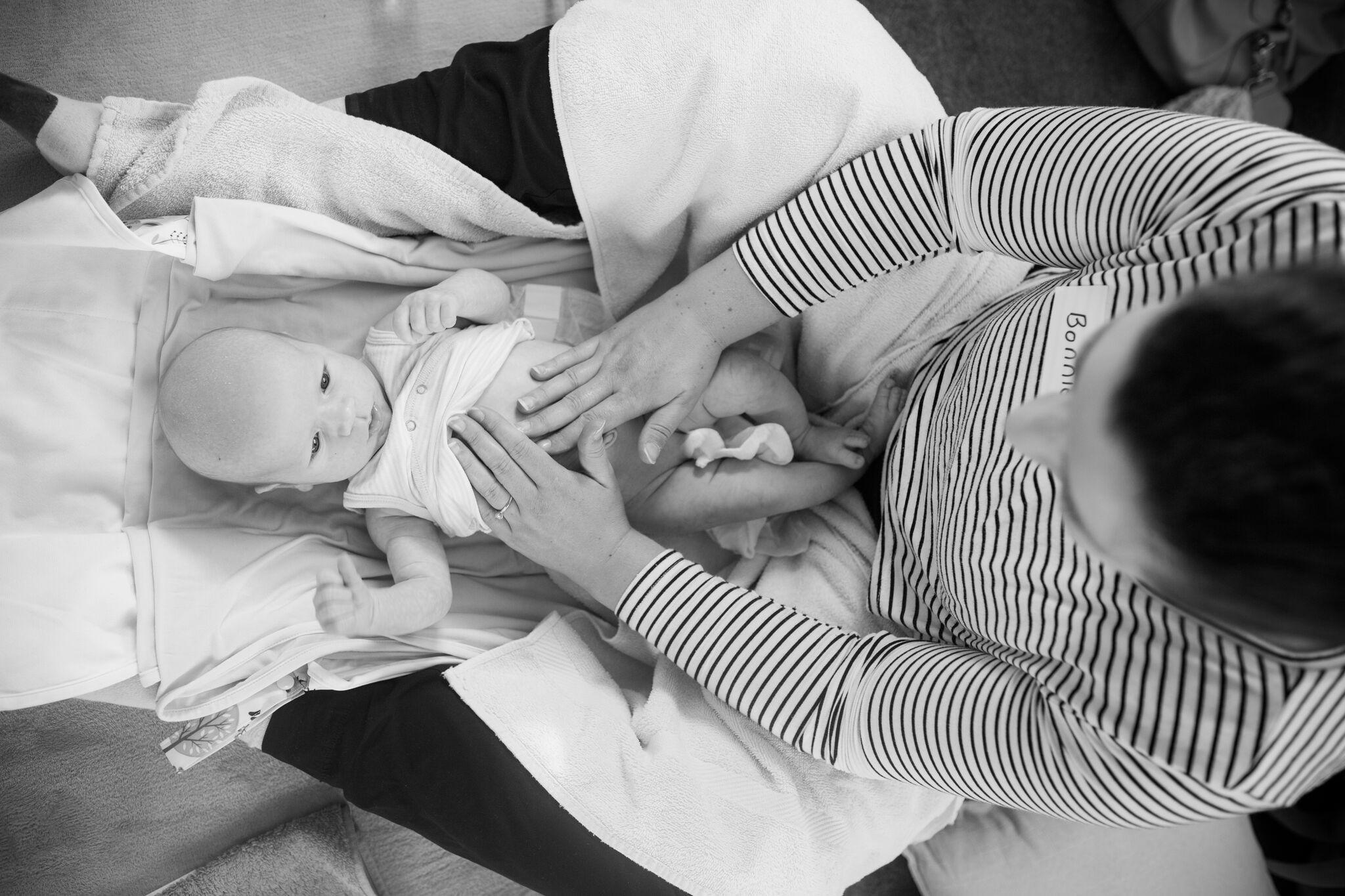 Baby Massage Course - Johnsonville