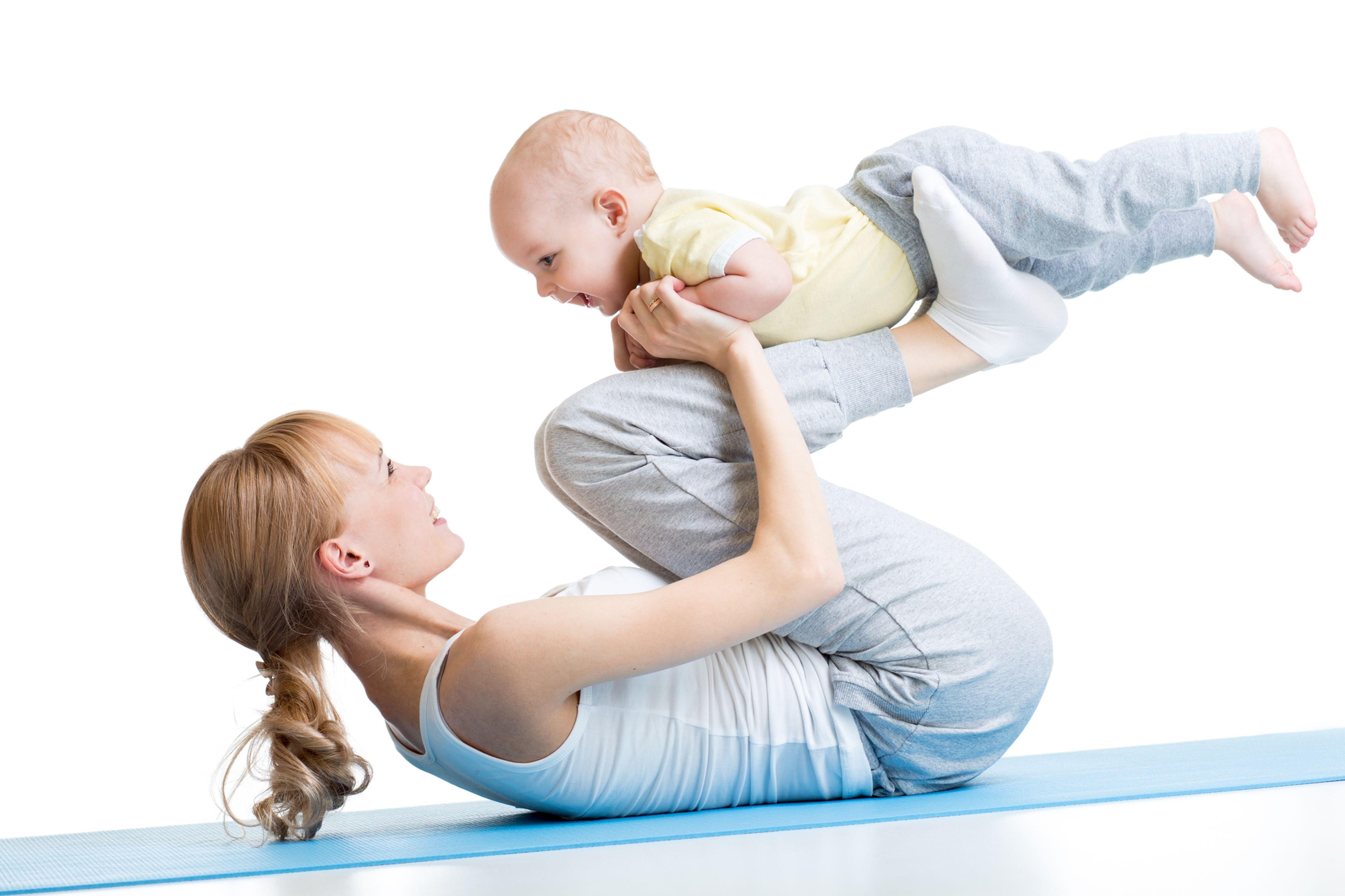 Mumma Yoga and Bubs Massage I