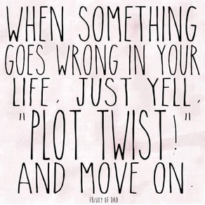 Plot Twists - And Other Unexpected Nonsense