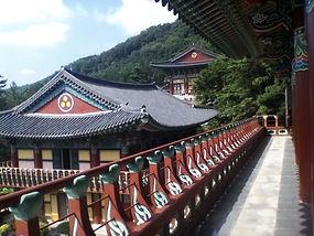 Mu Sang Sa Temple