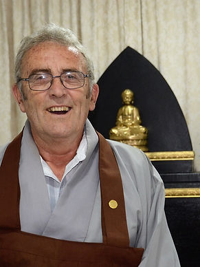 Photo of Do Kwang Dharma teacher