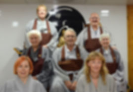 Core members of Phoenix Zen Centre