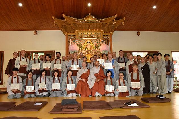 2017 Musangsa Precepts Ceremony
