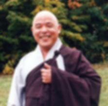 Photo of Zen Master Su Bong