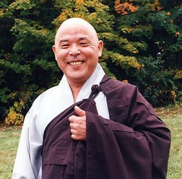Photo of Zen Master Su Bong