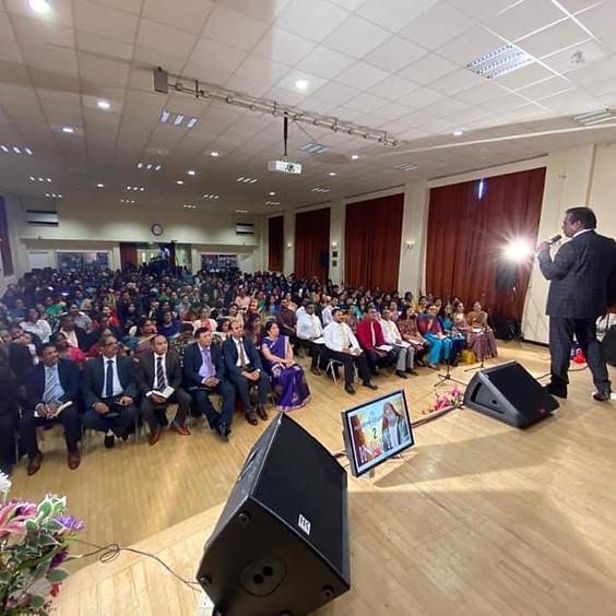 FCM Sunday Service  Session 1