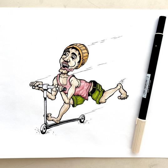 Skater passion