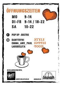 Pop Up Flyer adigrafik graphic design