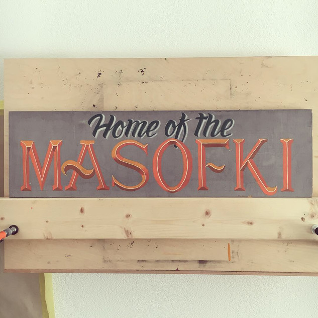 Home of the Masofki