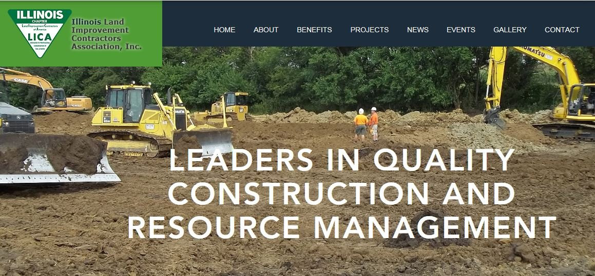Illinois Land Improvement Contractors Association, Inc