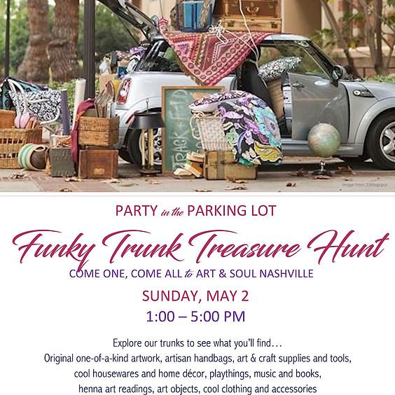 Funky Trunk Treasure Hunt