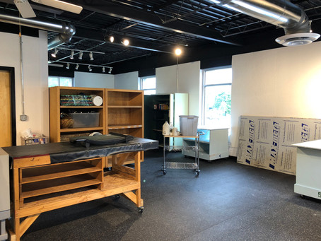 We've Moved: Starting a New Chapter