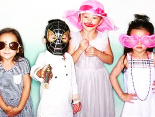 Kid's Photo Booth