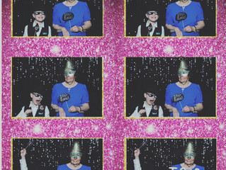Kids photobooth