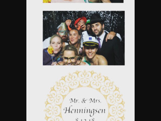 Custom photobooth