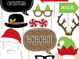 Christmas photobooth