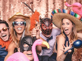Party photobooth