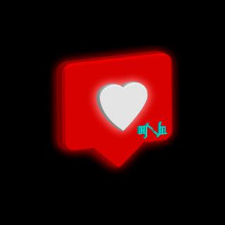 like de instagram visto en 3D