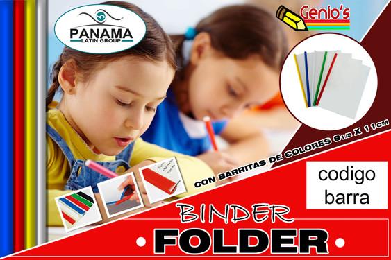 Blinder Folder