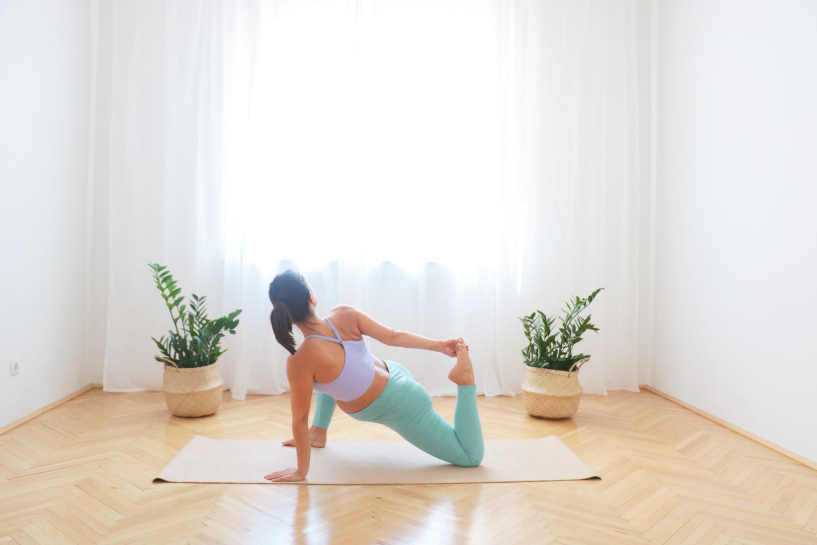 11 Min Yoga für alle Trimester