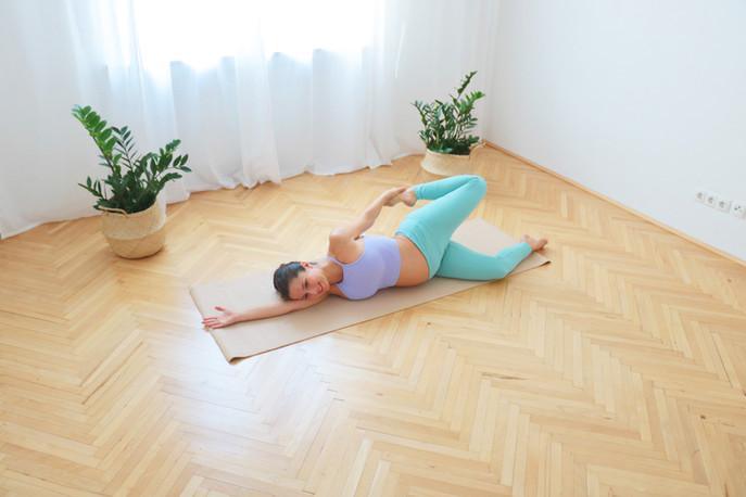 10 Min Yoga für alle Trimester
