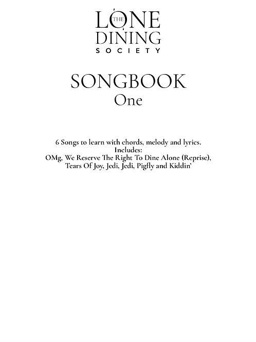 LDS Songbook 1