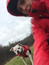 Bolton dog walker. Solo walks. Small group walks in Bolton