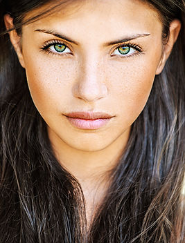 Green Eyed Girl