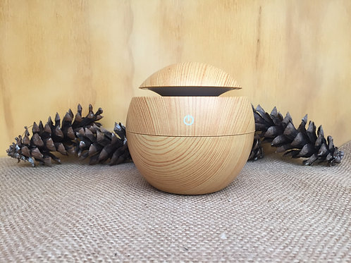 Round Bamboo Diffuser