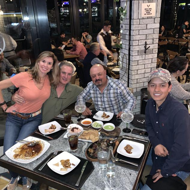 Mochomos restaurant Hermosillo
