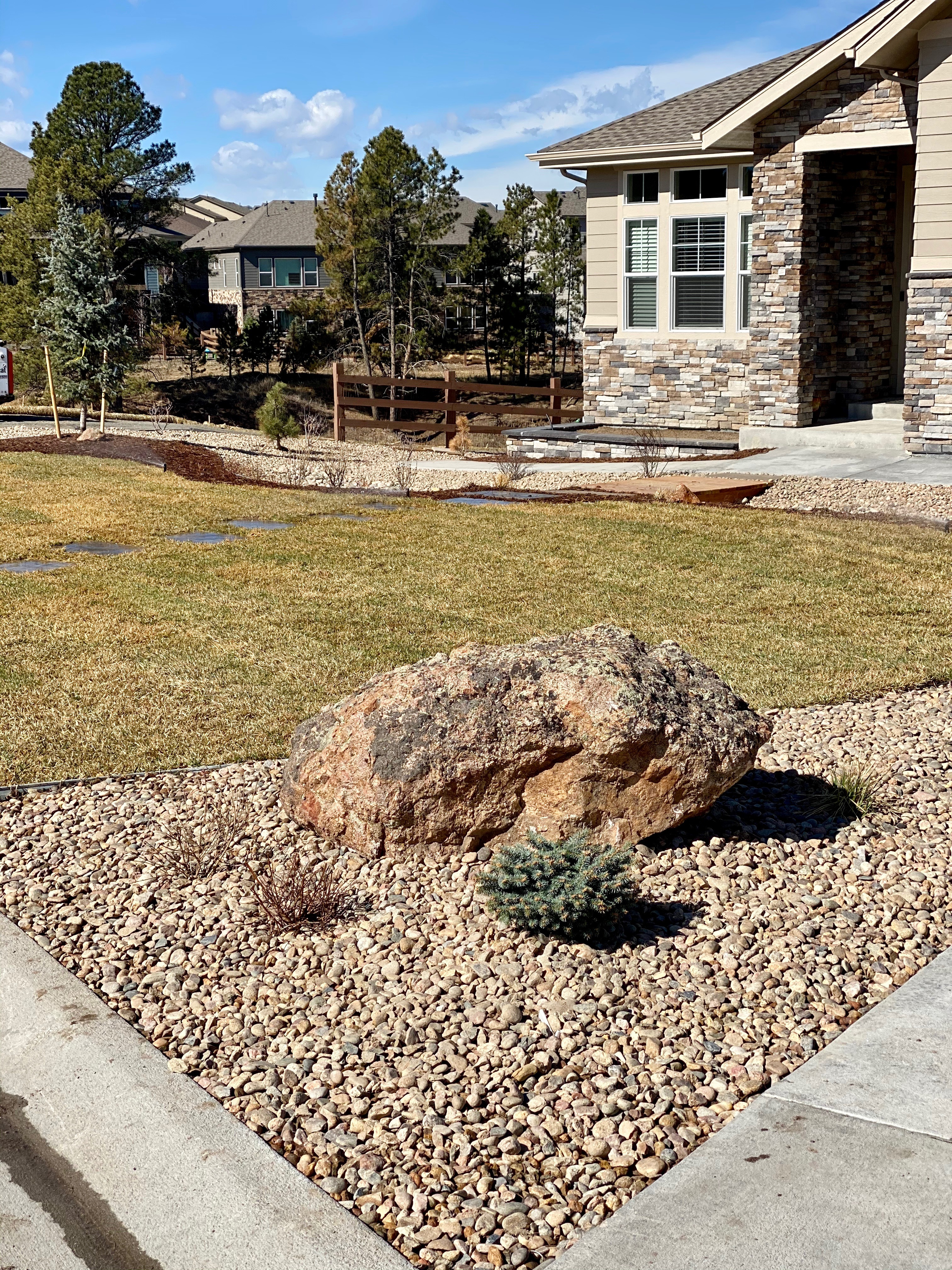 Front Yard Redesign
