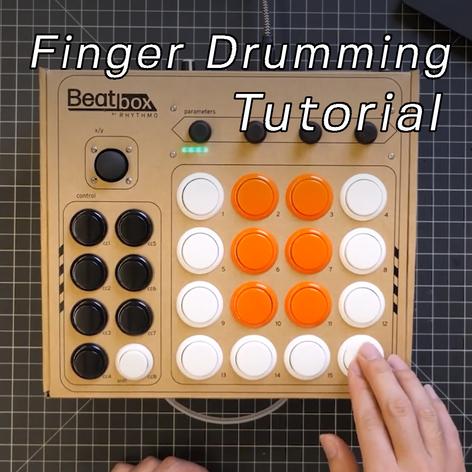 Finger Drumming Tutorial