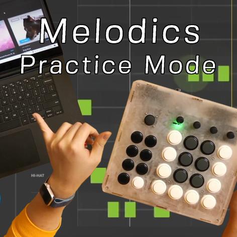 Melodics Practice Mode