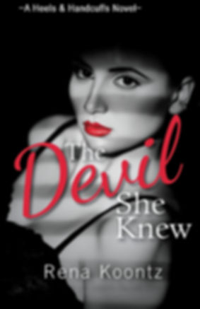 Paper Back Book Cover - The Devil She Kn
