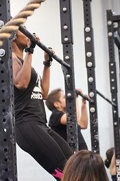 CrossFit G-Steel / Pull-Up