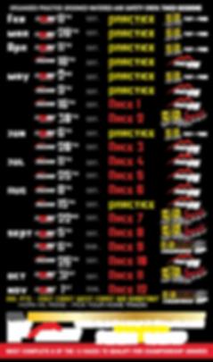 Rampage Dates.png