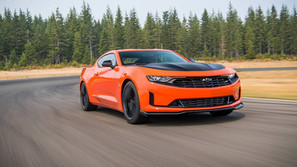 2019 Chevrolet Camaro Turbo 1LE first drive: Budget track toy  Read more: https://autoweek.com/artic