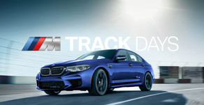 BMW M Track Days – Ridge Motorsports Park: Shelton, Washington