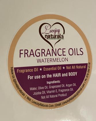 Watermelon' fragrance oil-8oz.