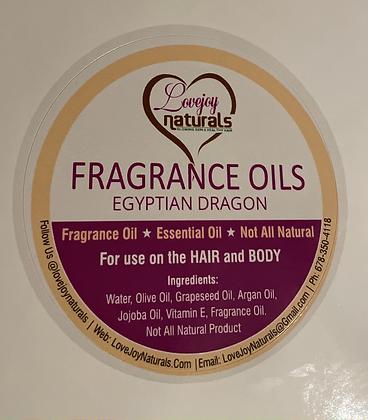 Egyptian dragon fragrance oil-8oz.