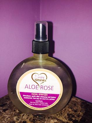Aloe Rose facial spritz