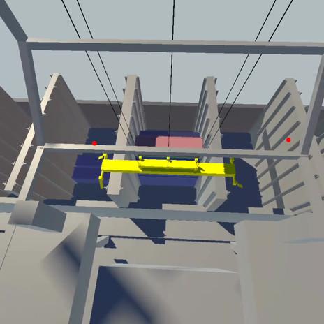 VR Crane Training Prototype