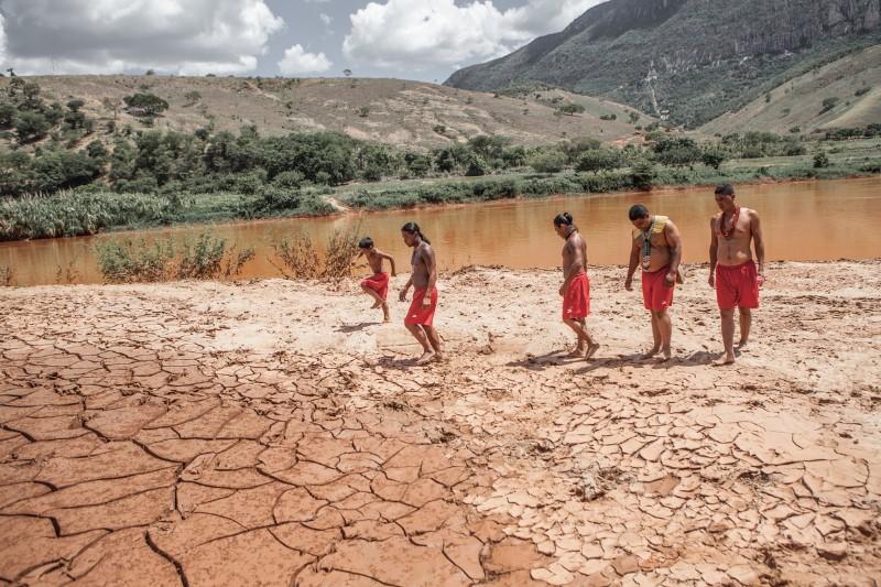 Rio Doce: Pela primeira vez na histó