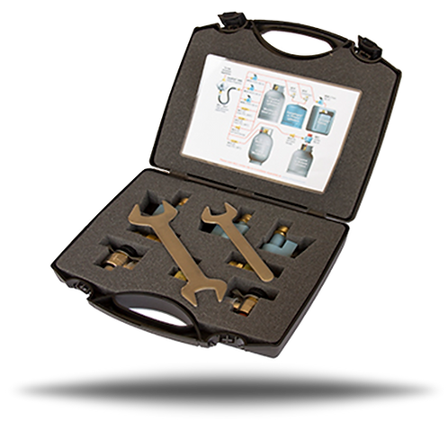 GasBOAT 4018 Adaptor Kit
