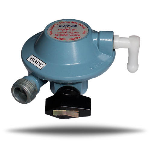 GasBOAT 4001 21mm Clip-on Regulator